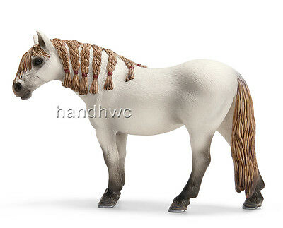 Schleich 13668 Andalusian Mare Iberian Model Horse Toy Figurine - NIP
