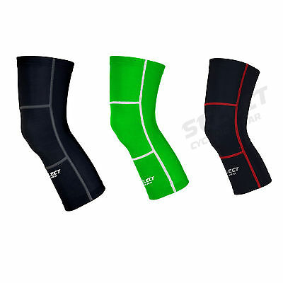 Select Super Roubaix Knee Warmer Thermal Knee Fitness Safety - a Pair