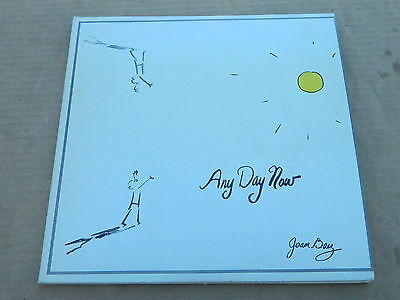 joan baez LP 33rpm record: ANY DAY NOW, DOUBLE ALBUM