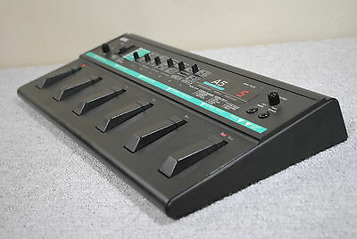 Korg A5 Bass Performance Signal Processor Multi-Effect Pedal Vintage