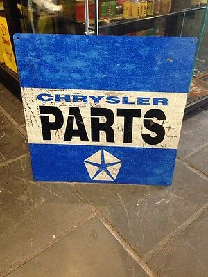 Chrysler Repro Sign