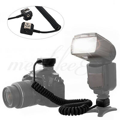 Meike MK-SC28 TTL Sync Cords Flash Light Off Camera Cable Nikon Camera Flashgun