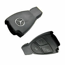 3 BUTTONS SMART REMOTE KEY CASE SHELL fits MERCEDES BENZ  BENZ S E C CLASS