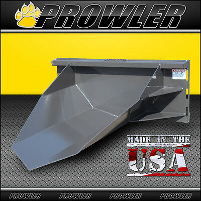 Prowler Heavy Duty 40 Inch Tree Spade Skid Steer Loader Attachment