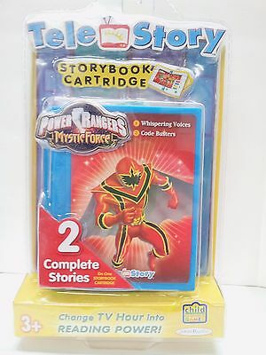 tele story power rangers mystic force