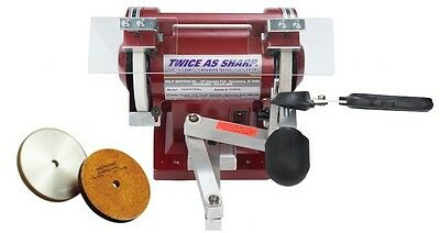 Wolff Ookami Gold Complete Sharpening System With Convexing Clamp OGC-TAS 110