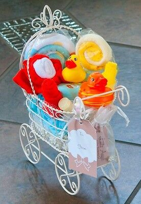 Baby Neutral Gift Basket (Small)