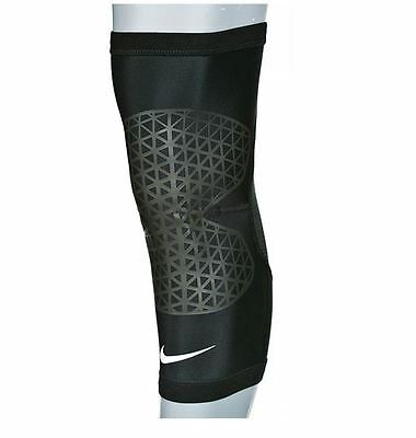 Nike Pro Combat Knee Sleeve Compressive Support Basketball Tennis Soccer L size
