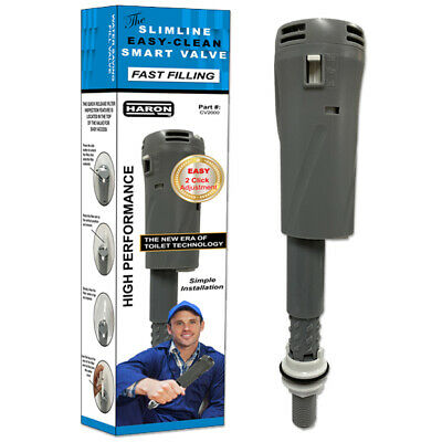 Fix A Loo Duro Toilet Cistern Bottom Entry Inlet Valve Replace Caroma Fluidmaste