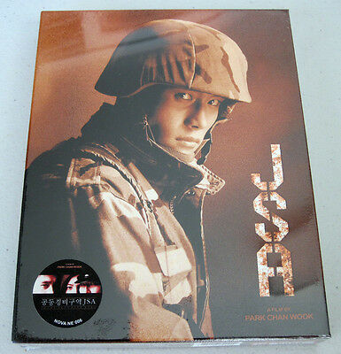 JSA : Joint Security Area (Blu-ray) FULLSLIP STEELBOOK / English Sub / Region A