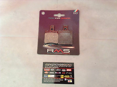 Pads Rms Made In Italy Fdb207 Norton Puch Swm Tm Tornax Three Money Yamaha