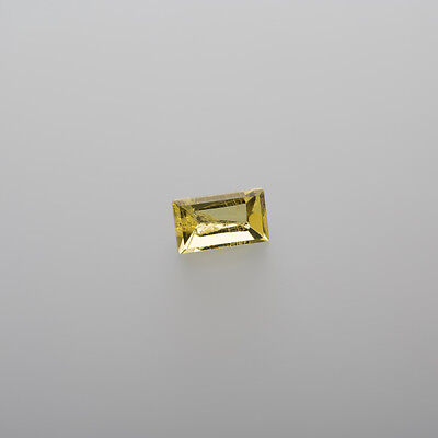 Beryl Rectangle 8x5mm Weight: 1,32 Ct polished in Idar-Oberstein / L14