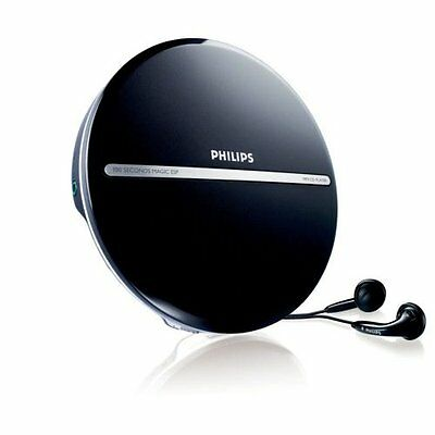 Brand New Philips EXP2546 Portable MP3-CD Player