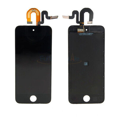 LCD Screen Display Assembly For iPod Touch 5th Gen - Replacement Part /Black