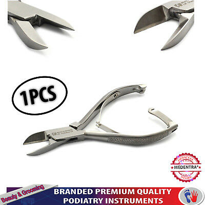 Chiropody Heavy Thick Nails Podiatry Toe Nail Cutter Nipper Clipper Curved Small
