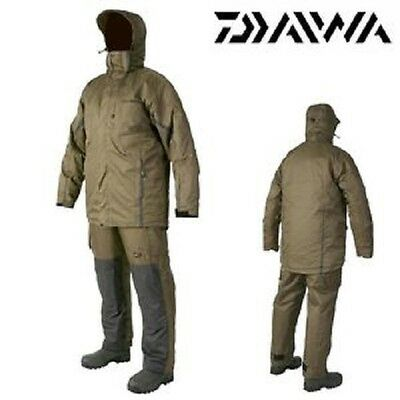 New 2016 Daiwa Retex Waterproof 2 Piece Suit - Sizes M - XXL