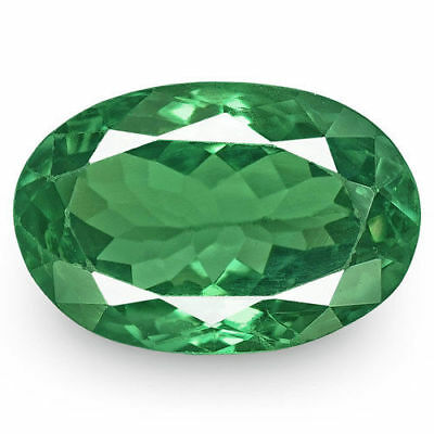 1.15-Carat VS-Clarity Lively Intense Green Russian Alexandrite from Russia (IGI)