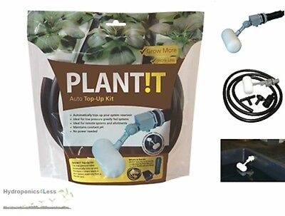 PLANT!T Big Float Auto Top Up Kit Water Tank Hydroponics Irrigation Plant It