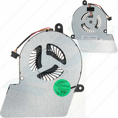 NEW Toshiba Satellite U900 U940 U945 CPU Cooling Fan AB07505HX07KB00 DC28000C6A