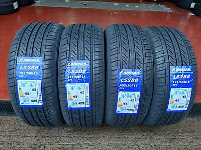 X4 195 50 15 195/50R15 82V Landsail High Mileage Tyres Top Quality Very Cheap