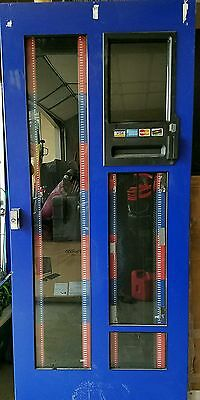 DVDNow S250 DVD BluRay Rental/Sale Kiosk Machine Uses RFID Tags Freight Shipping