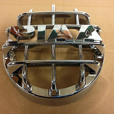 PIAA Chrome Stone Protector for the 510 Series Performance Lens Lighting  PSC55