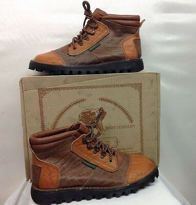 Courteney African Leather Hunting/Hiking Boot Style 415BL Women Various UK sizes