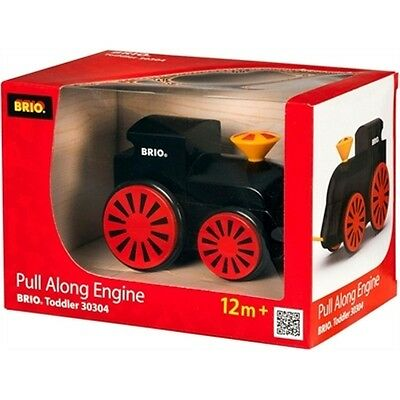 Brio Pull Along Engine - NEW suitable for 12 months Plus Toddler
