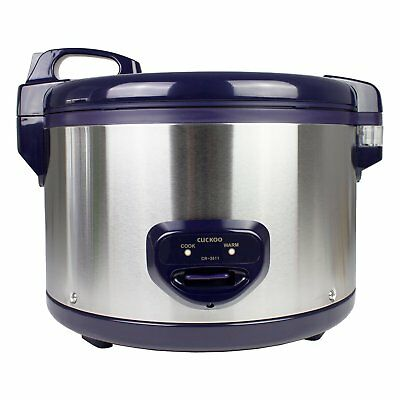 Cuckoo 35cup 6.3L Heavy Duty Commercial Rice Cooker Warmer KoreaMade FREE PICKUP