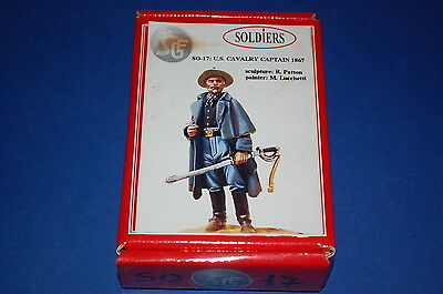 Soldiers SO-17 - US Cavalry Captain 1867 scala  54mm
