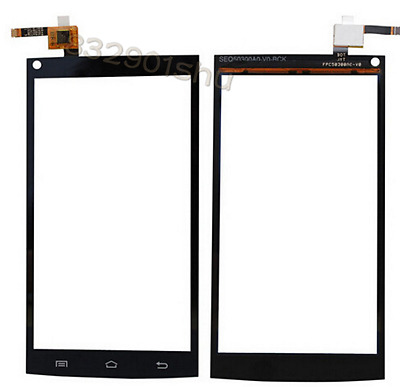 New Replacement Touch Screen Digitizer Pantalla Part for Cubot X6 Panel Shu80