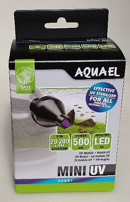 Aquael Mini LED-UV Modul