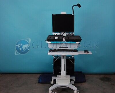 Sonomed VuMax II UBM & B-Scan Ultrasound System