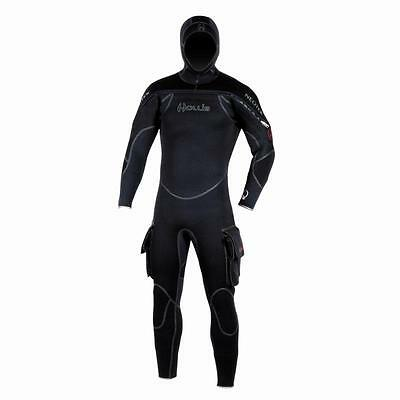 Hollis Men's NEOTEK Semi-Drysuit - Size Large - Short