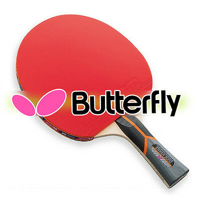 Butterfly Stayer 3000 Shakehand FL Table Tennis Racket Ping Pong Racket