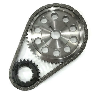 Howards Cams 94340 Engine Timing Chain Set BB Chry 3 Bolt Billet 9-Keyway