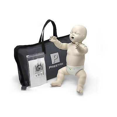 Prestan Professional Infant CPR AED Training Manikin with First Voice PP-IM-100M