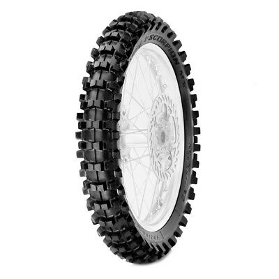 Pirelli NEW Scorpion MX 32 100/90-19 Dirt Bike Mid Soft Rear Motocross Tyre