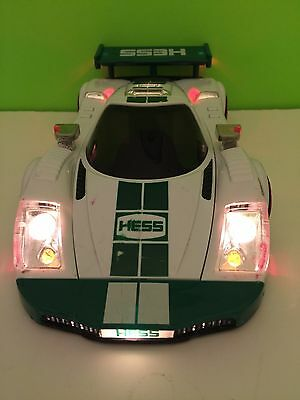 2009 Hess Gasoline Race Car-Lights & Sounds!