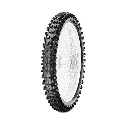 Pirelli NEW Scorpion MX 32 60/100-14 Dirt Bike Mid Soft Front Motocross Tyre
