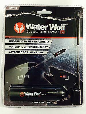 Water Wolf Under Water HD Fishing Camera