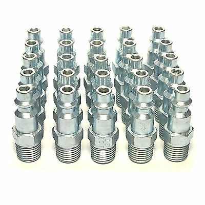 25 Foster 10-3 M Style Air Hose Fittings 1/4  Male NPT  sc 1 st  PicClick & 25 FOSTER 10-3 M Style Air Hose Fittings 1/4
