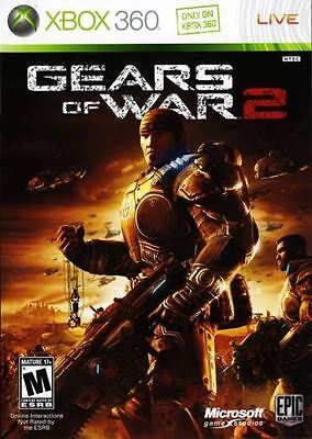 Gears Of War 2: GOTY Edition - French/English Locusts Shooter XBOX 360 NEW