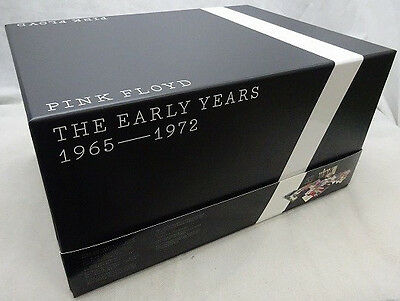 PINK FLOYD The Early Years 1965-1972 88985361952 Box Set JAPAN 2016 NEW