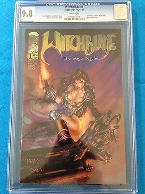 Witchblade #1 - Image - CGC 9.8 - Michael Turner