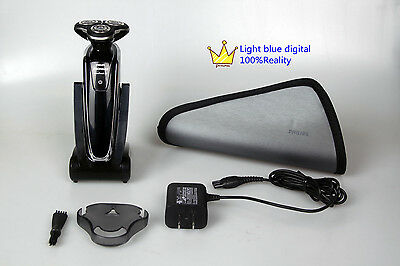 Brand new Philips Norelco 1280X Shave 3 Blade Electric Razor Wet/Dry with Flexib