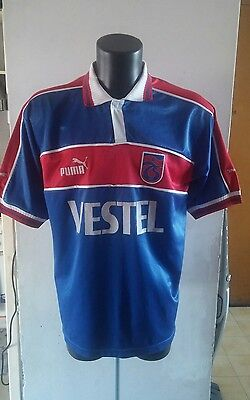 Maglia/Shirt/Camiseta Match Worn Trabzonspor Originale Puma
