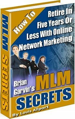 Sale E Book - Essential Reading Mlm Secrets On Cd