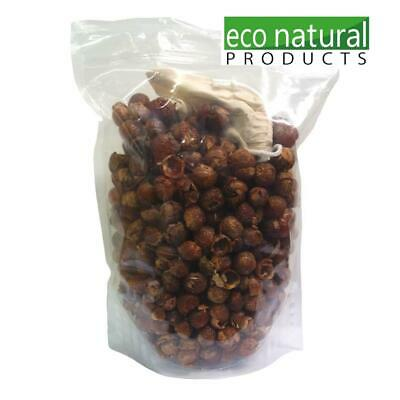100% Indian Nuts Natural Cleaner Laundry Detergent (Soap Nut) 1kg