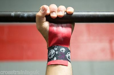 The Natural Grip + Goat Tape Roll CrossFit WeightLifting Gymnastic Grips